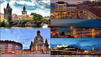 TUR:Budapesta si cele 4 capitale imperiale!