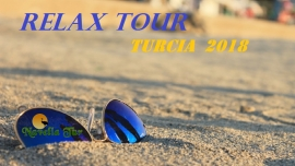 RELAX TOUR TURCIA ! sezon 2018 !