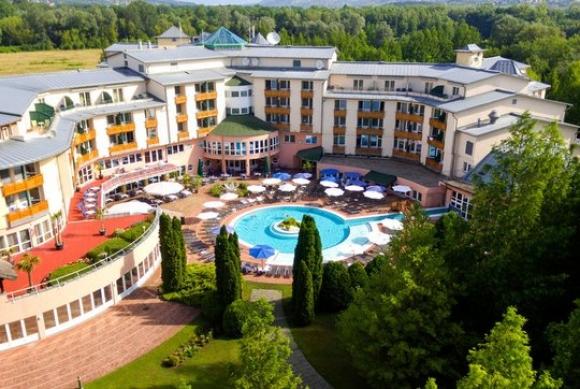 LOTUS THERME HOTEL & SPA 5*, Heviz