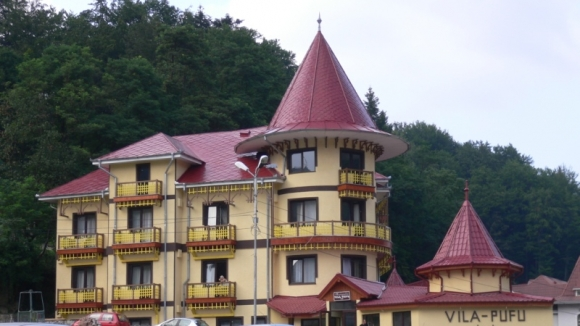 Vila Pufu 2*, Slanic Moldova