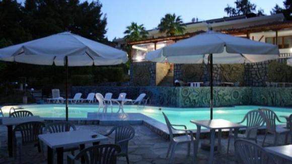 Forest Park hotel 3*, Kassandra