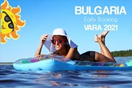 Bulgaria vara 2021 ! Oferte Early Booking !