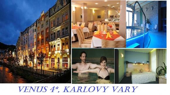 Venus 4*, Karlovy Vary