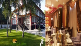 Club Royal Park 5*, Chisinau