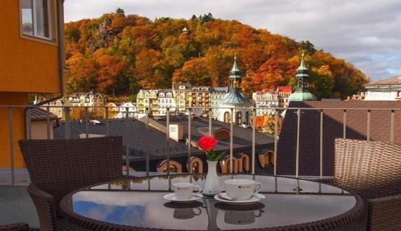 Prezident 4*, Karlovy Vary