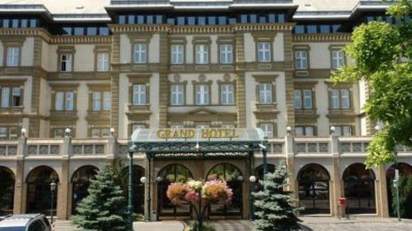 Ensana Grand Hotel Margitsziget 4*, Budapesta