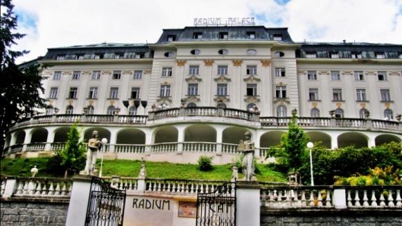 Radium Palace 4*, Jachymov