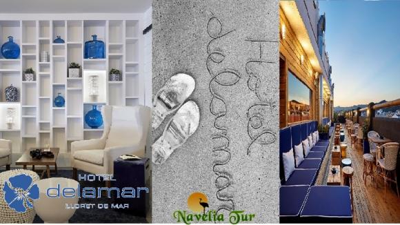 hotel Delamar 4* - adults only, Costa Brava (Lloret de mar)