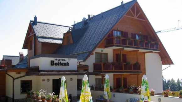 hotel Bolfenk 4*, Maribor