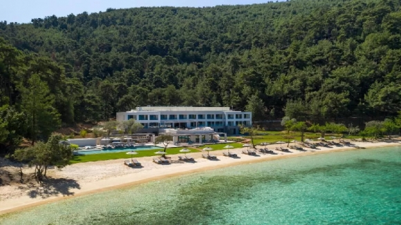Vathi Cove Luxury Resort & Spa 5*, Vathi Beach, Thassos