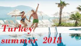 Turcia -  sezon summer 2018 ! vara la soare !!!