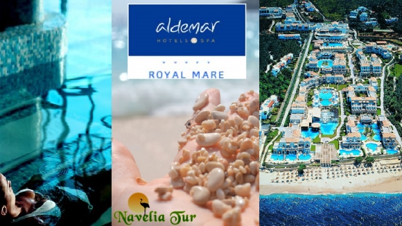 Aldemar Royal Mare Luxury Resort & Thalasso 5*, Anissaras