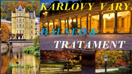 Karlovy Vary - orasul Colonadelor, camere disponibile !