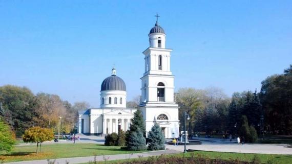 Turul orasului Chisinau