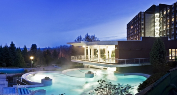 Danubius Health Spa Resort Aqua 4*, Heviz