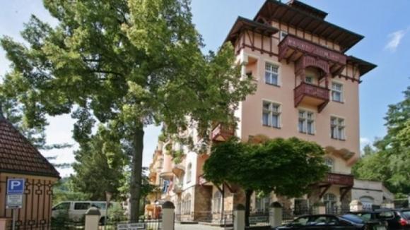 Vysehrad-Smetana 4*, Karlovy Vary