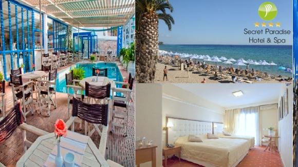 Secret Paradise Hotel 4*, Kassandra(Nea Kalikratia)