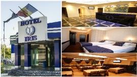 hotel Iris 4*, Chisinau