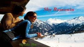 MUNTE ROMANIA ! SKY 2019 !
