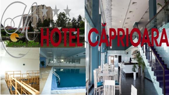 Caprioara 3*, Covasna