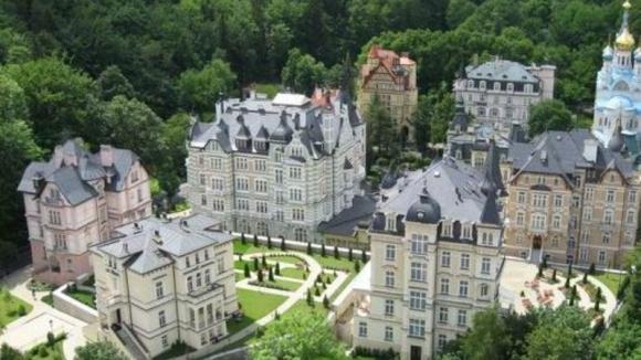 Savoy Westend Hotel 5*, Karlovy Vary
