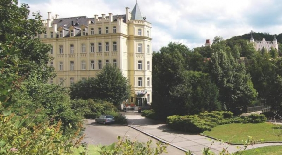 Pavlov SPA Hotel 4*, Karlovy Vary