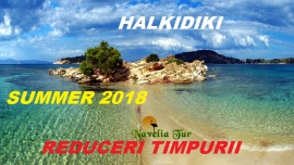 Grecia de Nord - Halkhidiki! charter autocar !