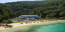 Vathi Cove Luxury Resort & Spa 5*, Vathi Beach, Thassos